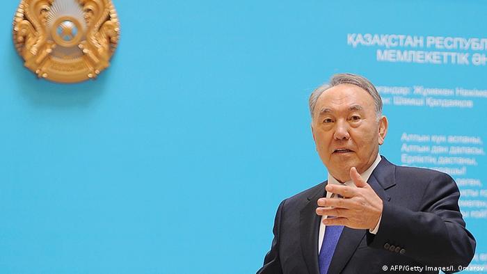 Kasachstan Präsidentschaftswahl