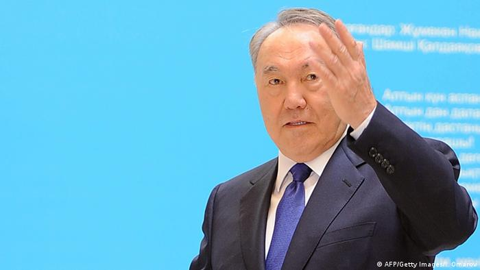 Нурсултан Назарбаев, 2015 г.