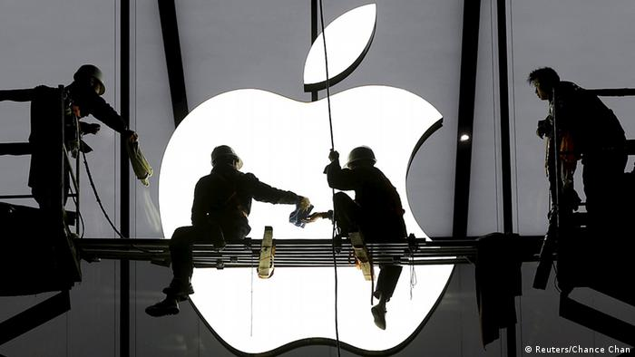 Symbolbild Apple (Reuters/Chance Chan)