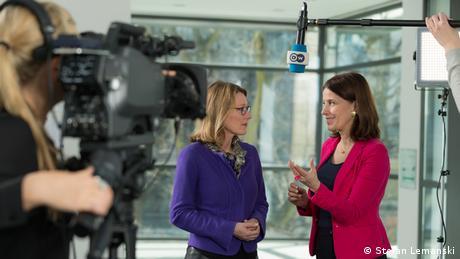 Medientraining der DW Akademie