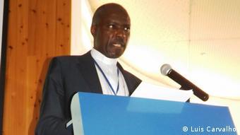 Angola Gabriel Mbilingi, Erzbischof von Lubango