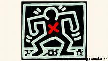 ***Achtung: Nur zur aktuellen Berichterstattung über diese Ausstellung verwenden!*** Keith Haring, ohne Titel, 1985, Acryl auf Holz, 35,6 x 40,6 cm, The Blinder Family Collection © The Keith Haring Foundation KEITH HARING GEGEN DEN STRICH 1. MAI – 30. AUGUST 201 Pressebilder: http://www.kunsthalle-muc.de/press_area/2014_keith-haring/