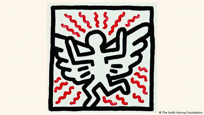 Keith Haring Künstler Und Aktivist Alle Multimedialen Inhalte Der