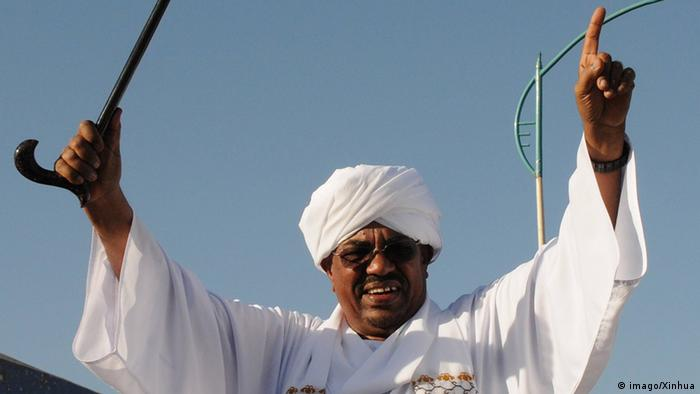 Archivbild Omar al-Bashir
