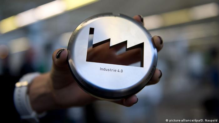 Industrie 4.0 Symbolbild