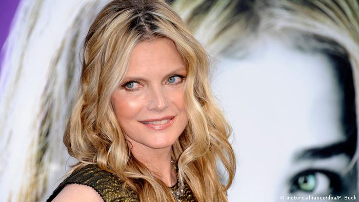 Michelle Pfeiffer (picture-alliance/dpa/P. Buck)