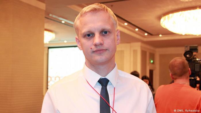 Голова правління Центру протидії корупції Віталій Шабунін