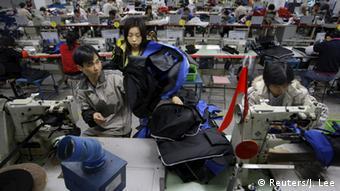 China Symbolbild Wirtschaft
