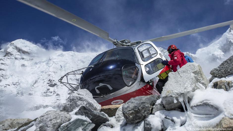 Nepal quake: China shuts down Everest season in Tibet | DW | 29.04.2015