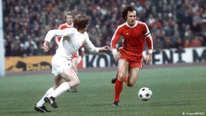 Fußball Bildergalerie Franz Beckenbauer