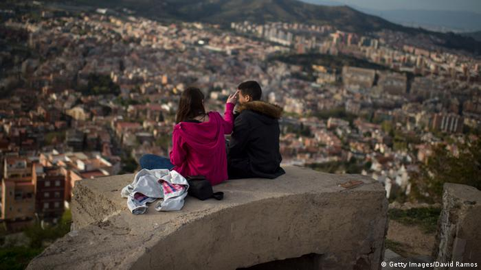 Bildergalerie - Spanische Bauern laden heiratswillige Frauen zu sich ein