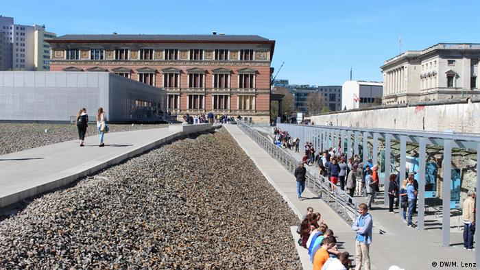 The Topography of Terror in Berlin (DW/M. Lenz)