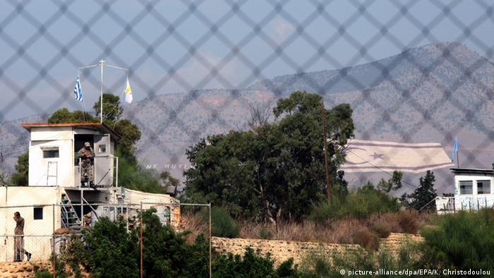 Griechenland Zypern Grenze