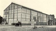 Babelsberg Gläsernes Filmatelier