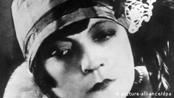 Asta Nielsen (picture-alliance/dpa)