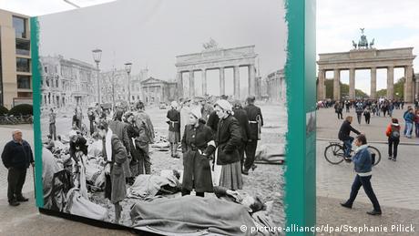 Ausstellung 70 Jahre Kriegsende