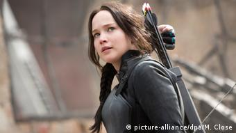 Filmstill Die Tribute von Panem 3 Mockingjay (Foto: Murray Close/Studioncanal/dpa)