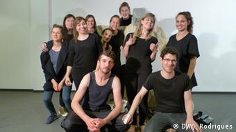 Deutschland Bonn Theatergruppe Lusotaque