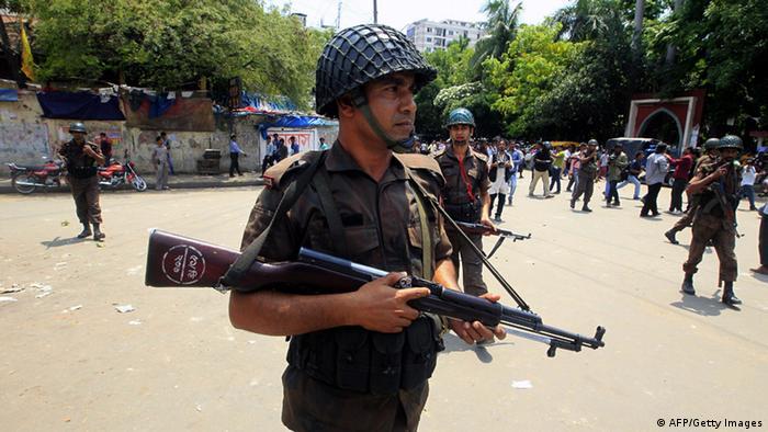 Bangladesch Dhaka Bürgermeisterwahlen (AFP/Getty Images)