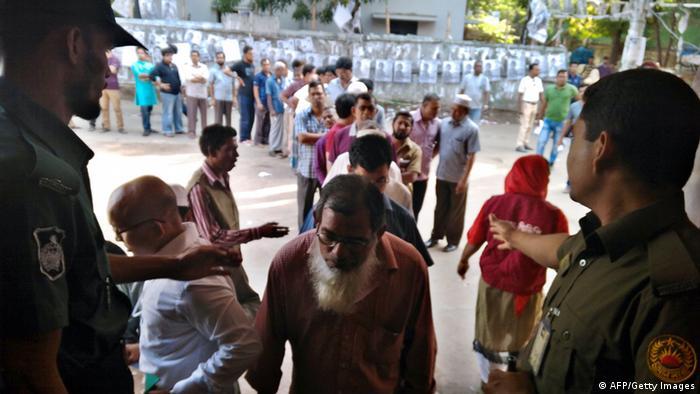 Bangladesch Dhaka Bürgermeisterwahlen