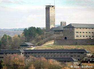 The Vogelsang Nazi facility was opened to the public earlier this year