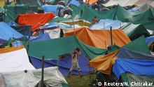 Nepal Erdbeben Kathmandu Versorgungslage