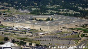 USA Pentagon in Washington