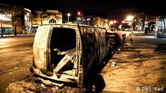 USA Baltimore Ausschreitungen Bildergalerie Bild 02