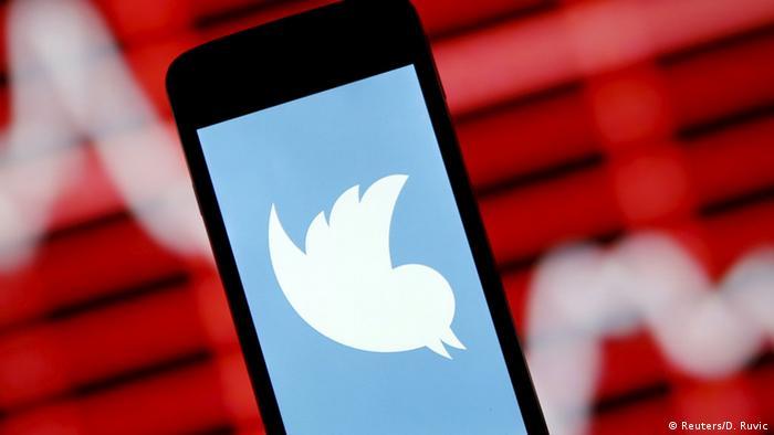 Illustration Twitter kappt Jahresprognose - Aktie fällt
