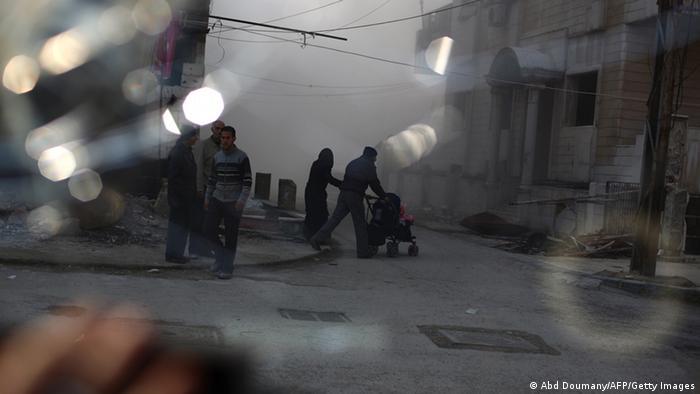 Сирийский город Дурон