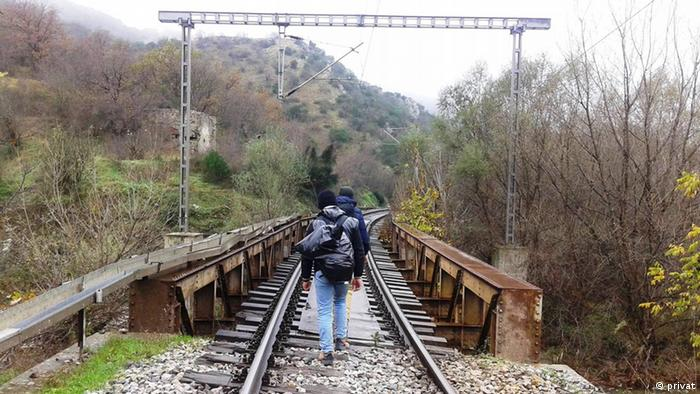 Afghanistan Migration Flüchtlinge Landweg nach Europa