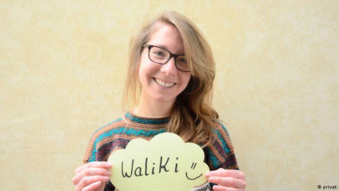 Olivia Mettang Ausreisende Jugendfreiwilligendienst kulturweit