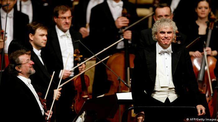Berliner Philharmoniker Dirigent Simon Rattle