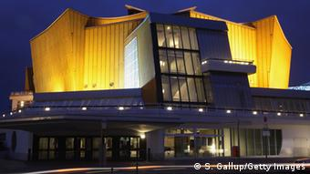 Berliner Philharmonie, Copyright: S. Gallup/Getty Images