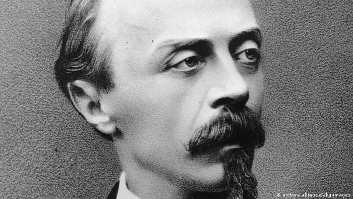 Deutschland Dresden Dirigent und Pianist Hans von Bülow