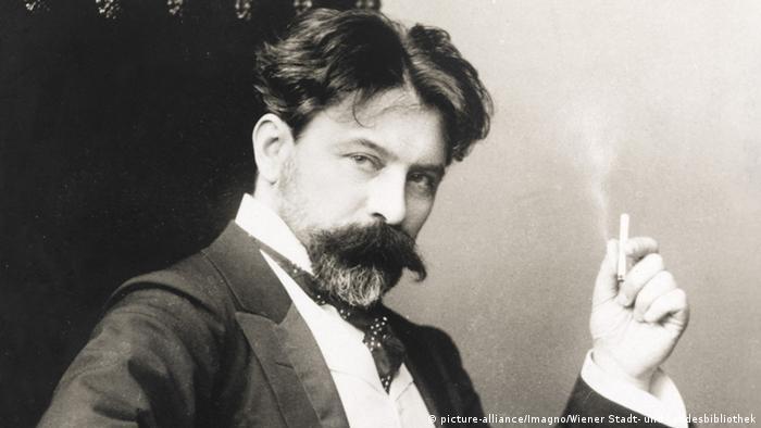 Deutschland Dresden Dirigent Arthur Nikisch