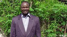 Mwalimu Peter Ajali, mkuu wa kituo kinachowahifadhi watoto wenye ulemavu wa ngozi Shinyanga, Tanzania Buhangija Center