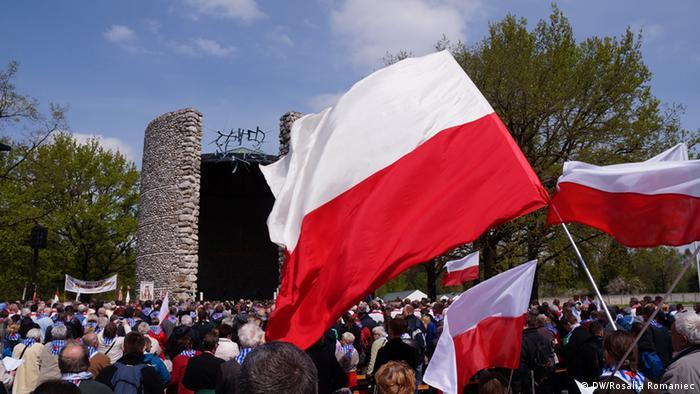 70 Jahre der Befreiung Dachau deutsch-polnische Messe