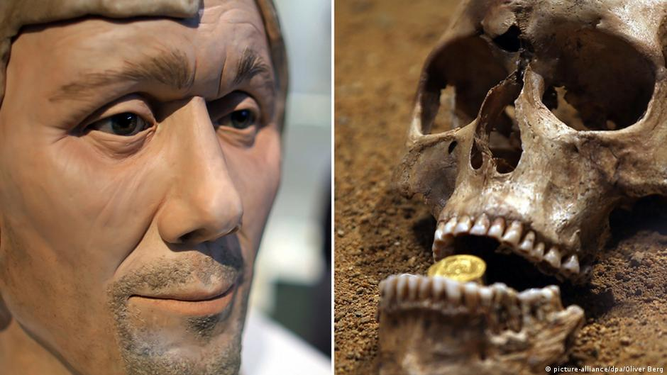 Facial reconstruction and etruscan