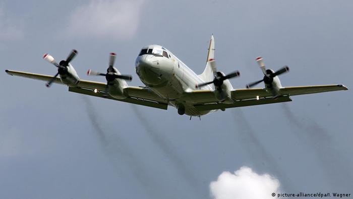 Lockheed P-3 Orion (picture-alliance/dpa/I. Wagner)