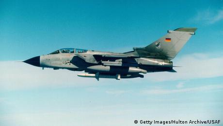 Bildergalerie - Deutschland in der NATO - 1955 bis heute (Getty Images/Hulton Archive/USAF)