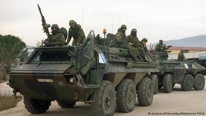 Німеччина у НАТО