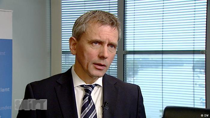 Deutschland Sven Kurenbach Kriminaldirektor BKA