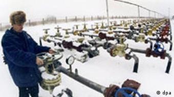 Erdgas Ukraine