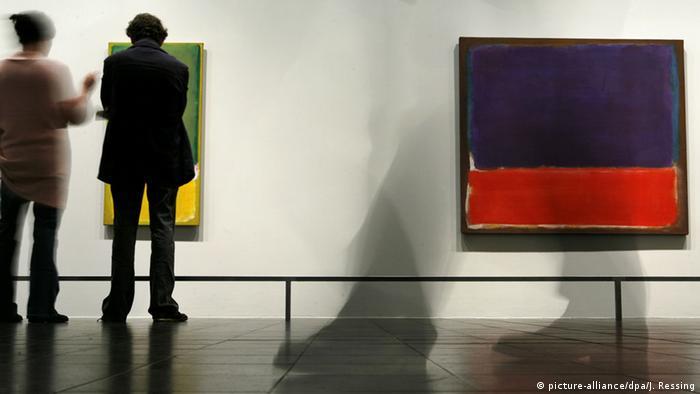 Ausstellung Mark Rothko. Die Retrospektive