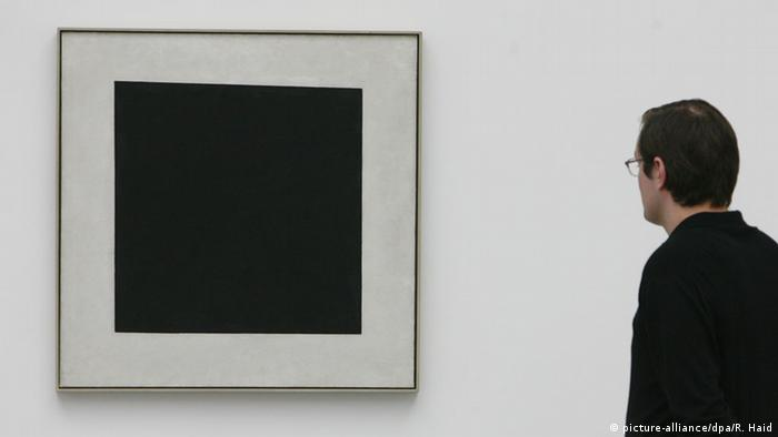 Malewitsch Das Schwarze Quadrat
