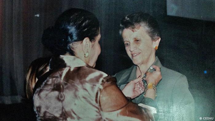 Elsie Monge Rosa de Plata,