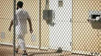 Häftling in Guantanamo
