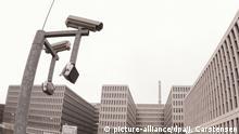 Berlin Zentrale des Bundesnachrichtendienstes
