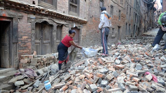 Nepal Erdbeben